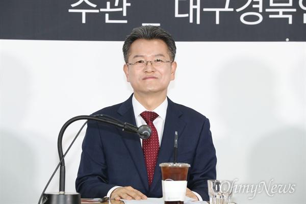 안상섭 경북교육감 예비후보.