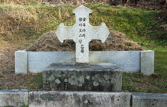 서상돈 묘소