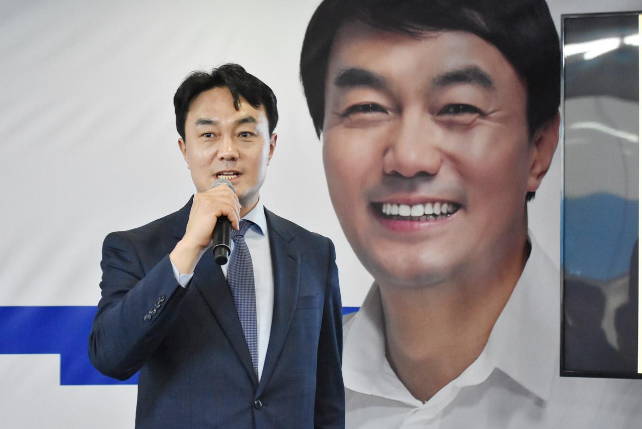 더불어민주당 김상호 하남시장 후보