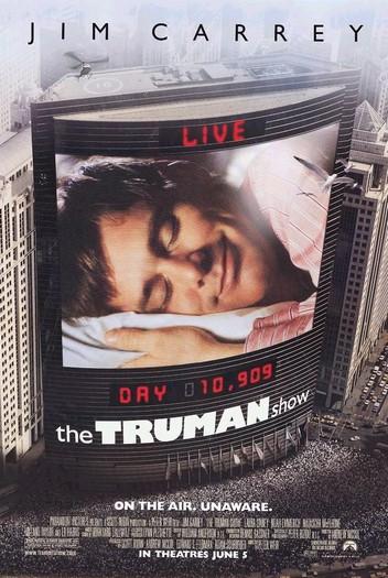 영화 '트루먼 쇼' 포스터.
