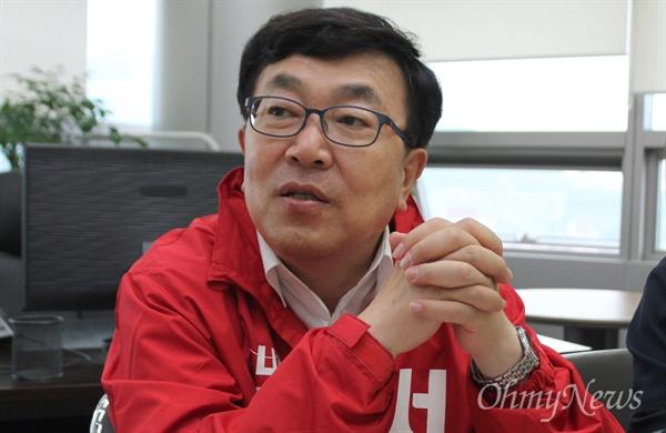 서병수 자유한국당 부산시장 후보.