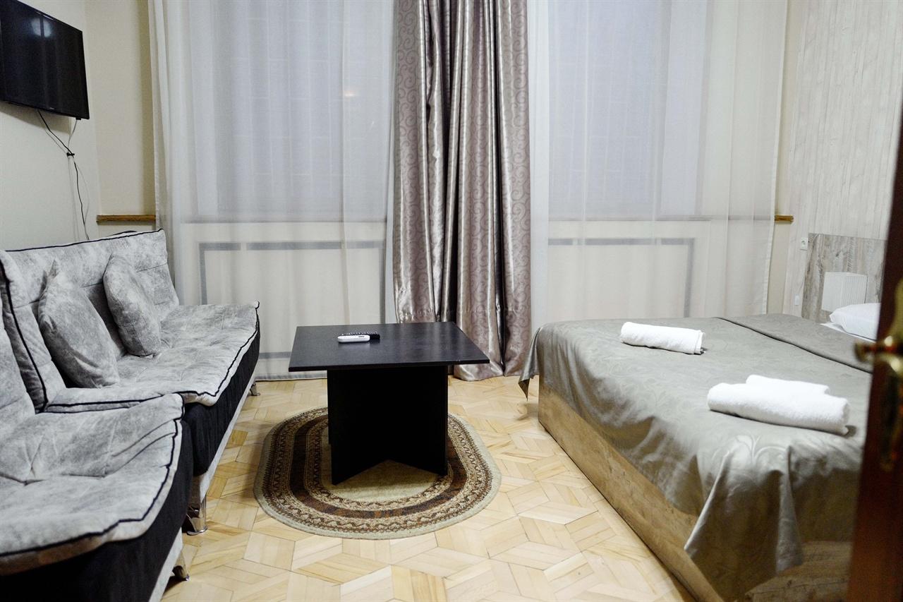 트빌리시 '조지안하우스' 호텔 방 모습 내가 묵었던 '조지안 하우스'는 모텔급 숙소인데 30불 정도였다.