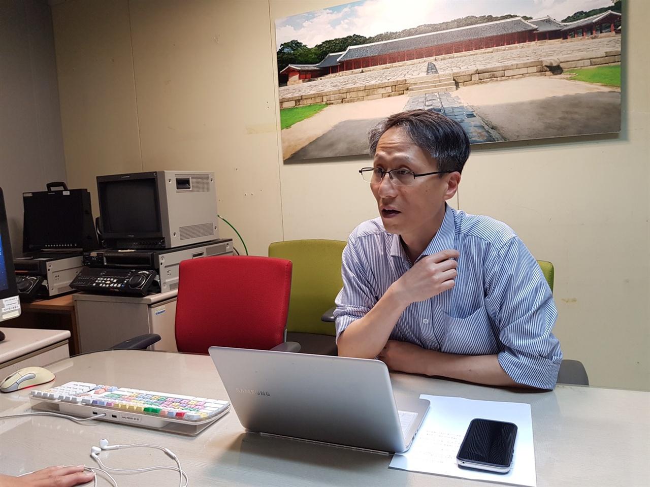 금철영 KBS 보도본부 정치외교 부장