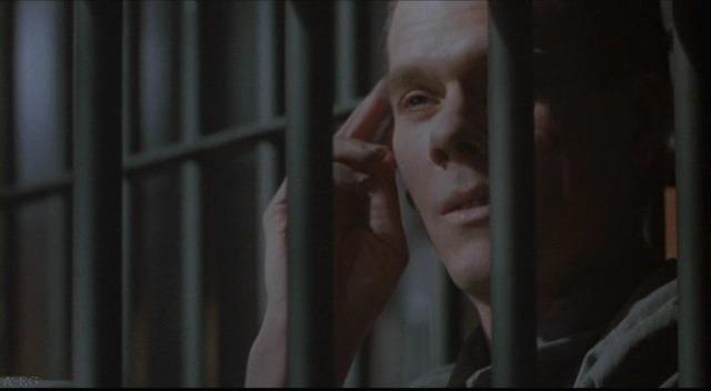 영화 <일급 살인>의 한 장면.