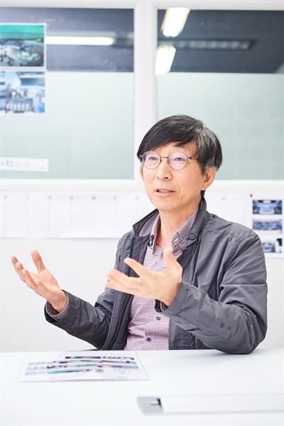 김성환 MBC 선거방송기획단장