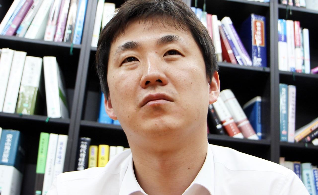 <소년희망센터> 건립추진위원회 추진위원장 임진성 변호사 .
