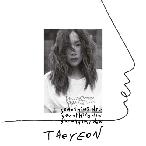 지난 18일 발매된 태연의 세번째 미니 음반 < Something New >