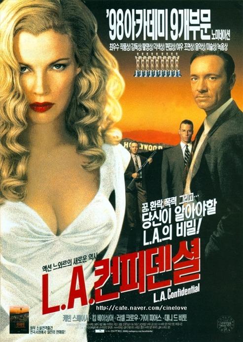< LA 컨피덴셜 > 포스터