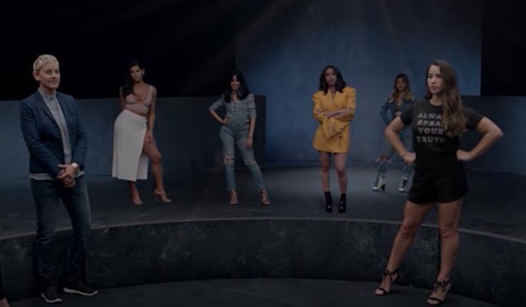 마룬파이브(Maroon 5)의 뮤직비디오에는 다양한 여성 셀러브리티들이 등장한다.