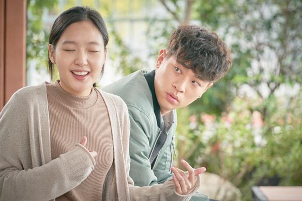 영화 <변산> 관련 사진.