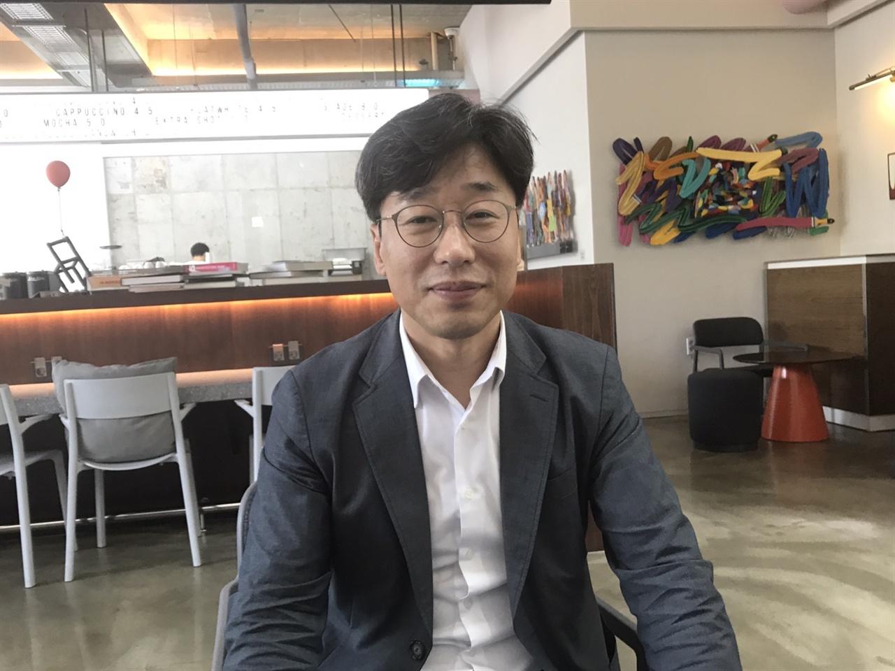 시사평론가 김성완씨