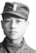 20대 중후반 때인 한국전쟁 당시의 김종필.