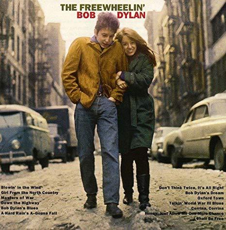 'Blowin' in the wind'가 수록된 1963년의 < The Freewheelin' Bob Dylan >