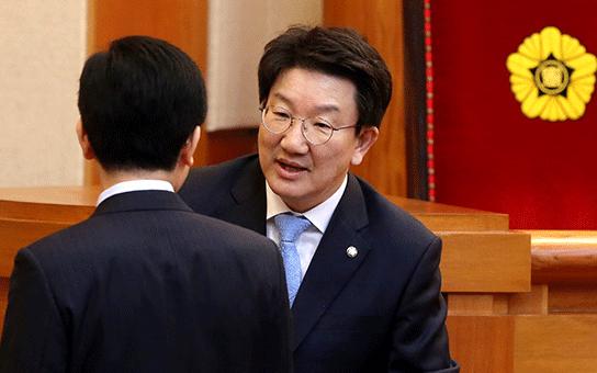 권성동 국회의원(강원 강릉)