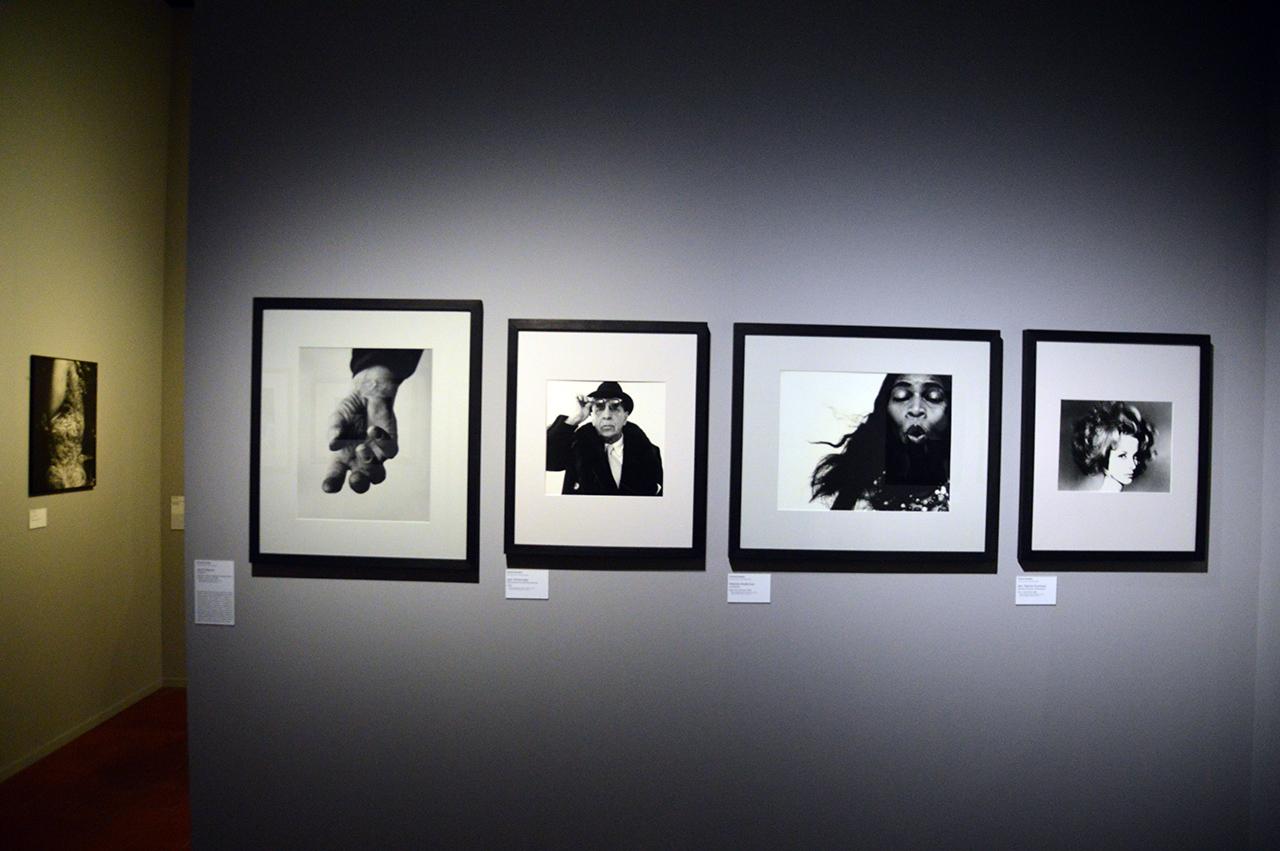 레아튀 미술관 전시실. 독창적인 사진과 영상 작품은 레아튀 미술관의 자랑이다.