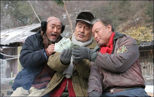 영화 <마파도>의 한 장면.