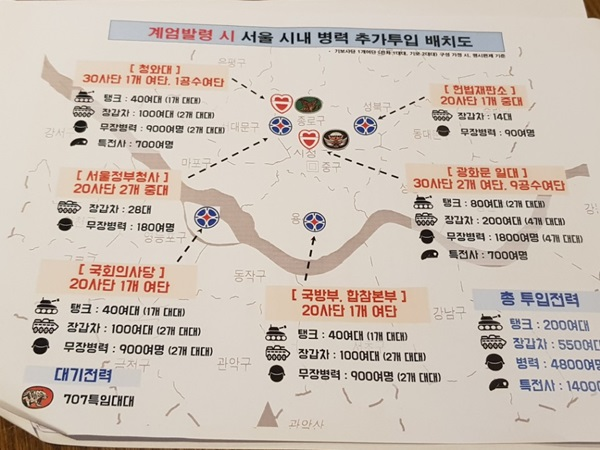 군인권센터가 공개한 기무사 문건 군인권센터가 공개한 기무사 문건