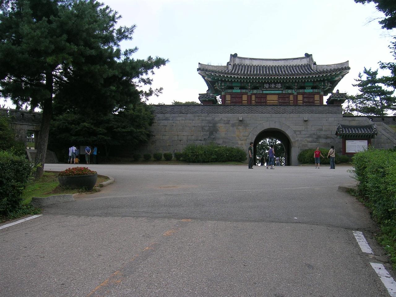 신미양요 격전지 중 하나인 광성보. 인천시 강화군에 있다.