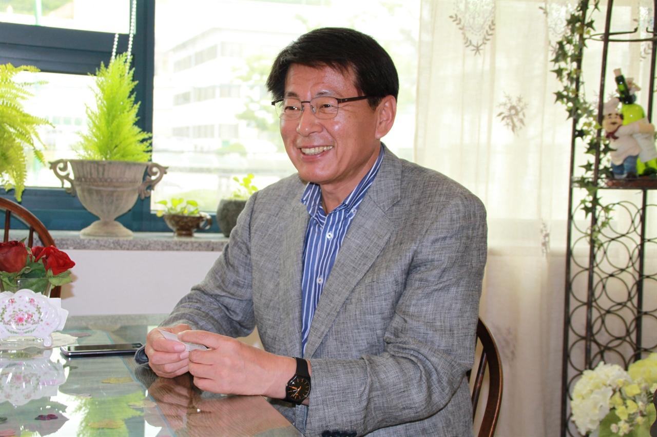 6.13 재보궐 선거 전남 무안·신안·영암 서삼석 당선자