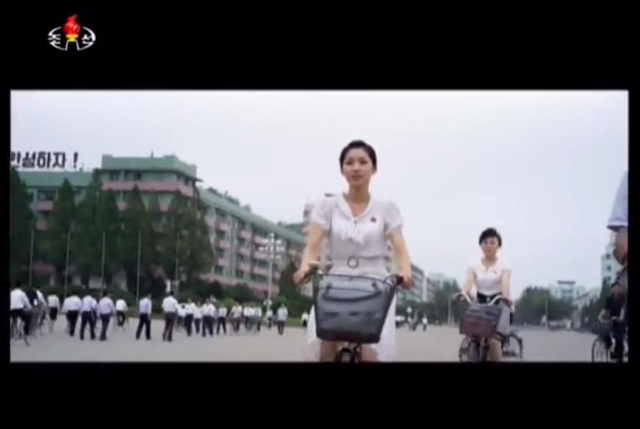 북한영화 <우리집 이야기> 스틸컷
