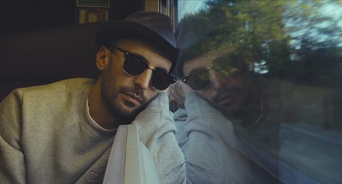 영화 <바르다가 사랑한 얼굴들>의 한 장면.