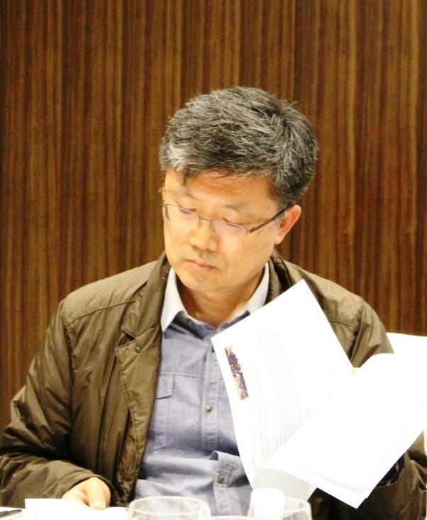 문학평론가 박철화.