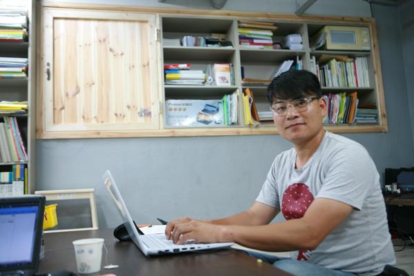 작은극장 다함 김영태 대표 앞으로 기회가 된다면 문화예술경영, 전문기획을 대학원에서 공부를 하고 싶어요.