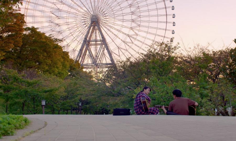 영화 <대관람차>의 한 장면.