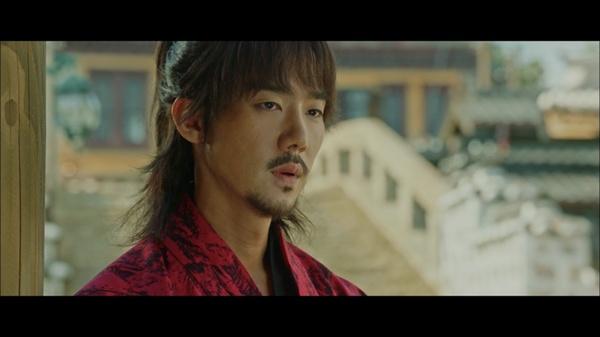 tvN <미스터 션샤인>의 한 장면.