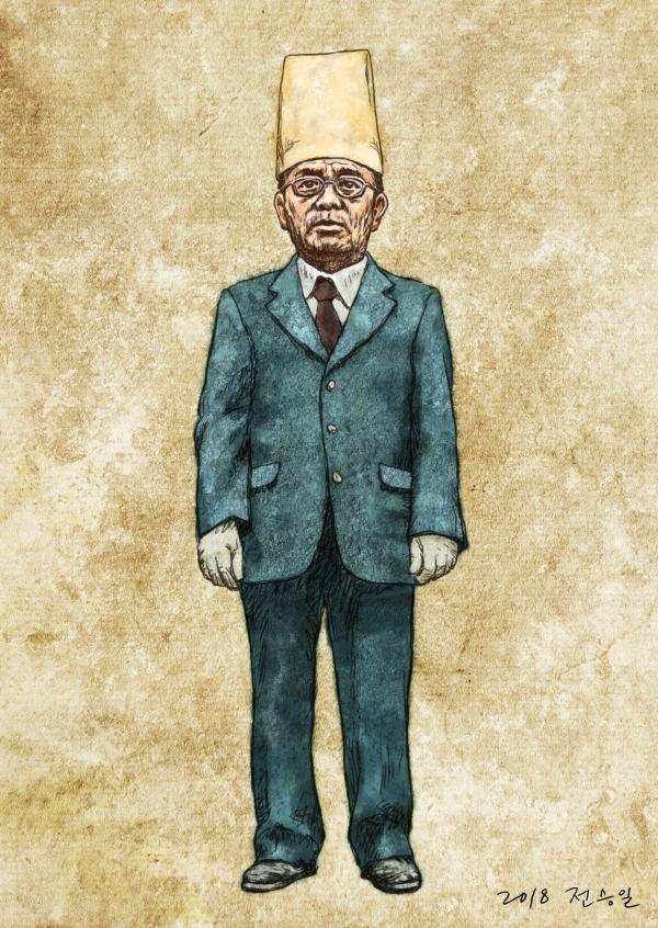 유족 서병규 1950년 고양 금정굴 사건 희생자 유족 서병규 선생