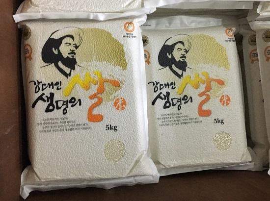 우리원 농장의 쌀은 화학비료와 농약을 사용하지 않고, 유전자 조작을 하지 않은 전통 재래 종자로 재배한 것이다. 1995년도 국내 최초 벼 부문 유기인증을 획득했다.