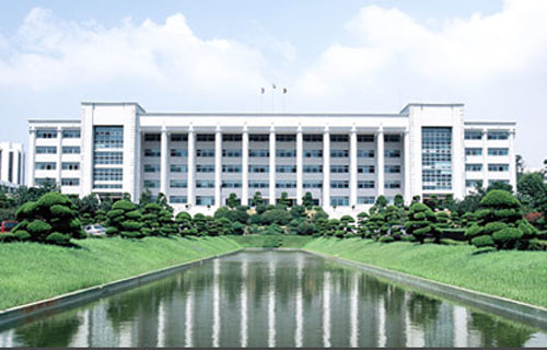 인하대 인하대학교 본관 전경
