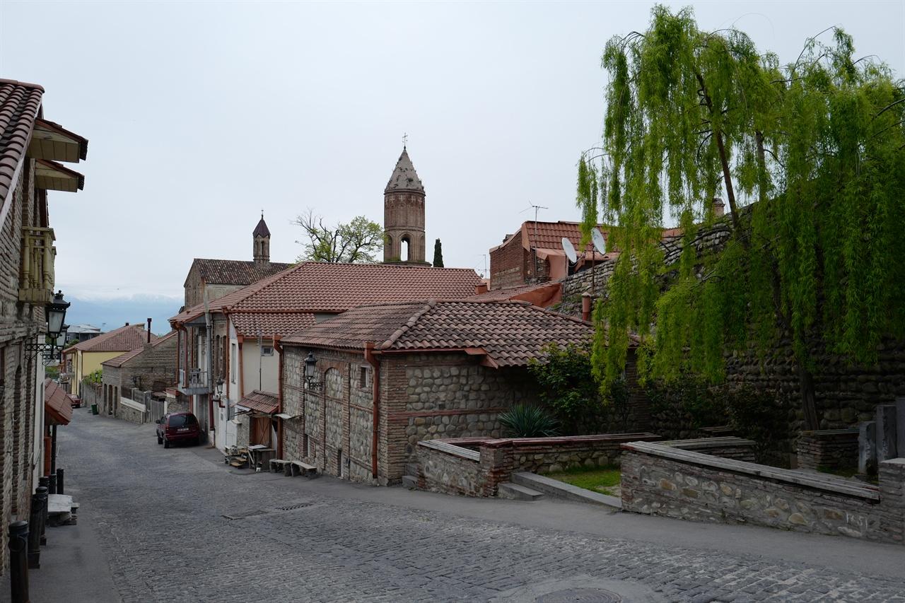 시그나기 마을 마을 재정비 사업을 통해 조지아 관광메카로 떠오른 시그나기