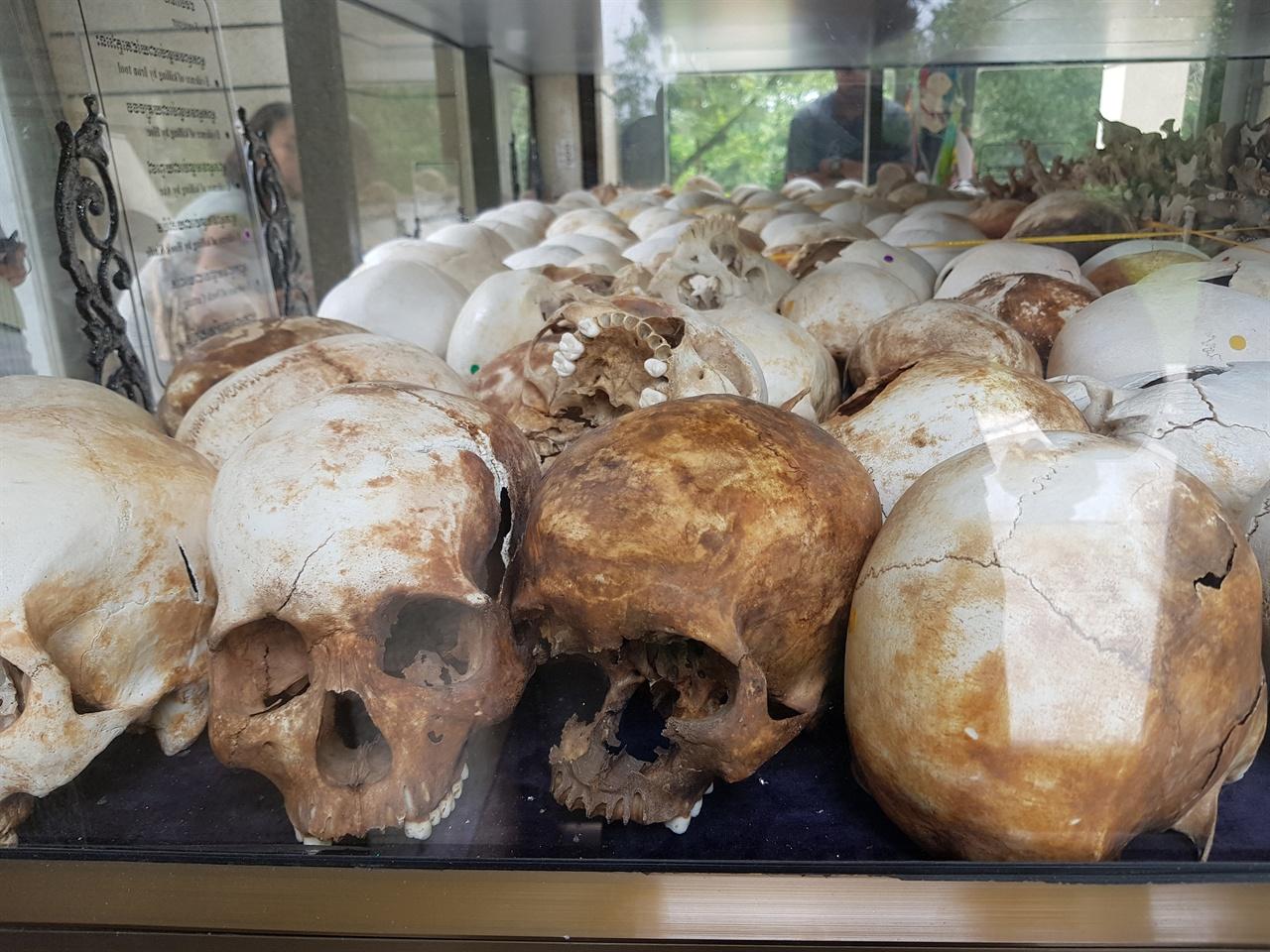 다크투어리즘의 성지로 불리는 캄보디아 쯩아익 집단학살센터