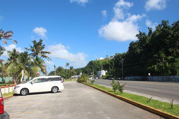 괌 남부해안도로 모습