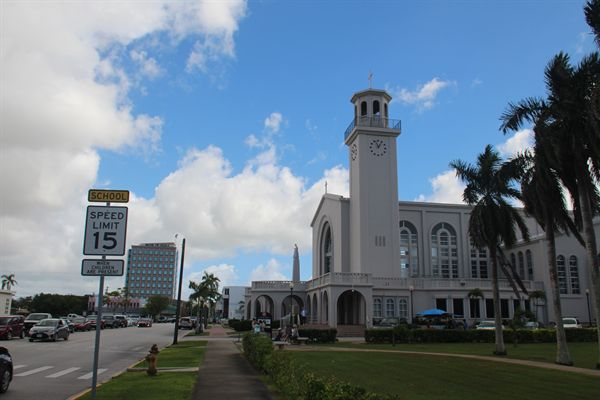괌 아가나 대성당