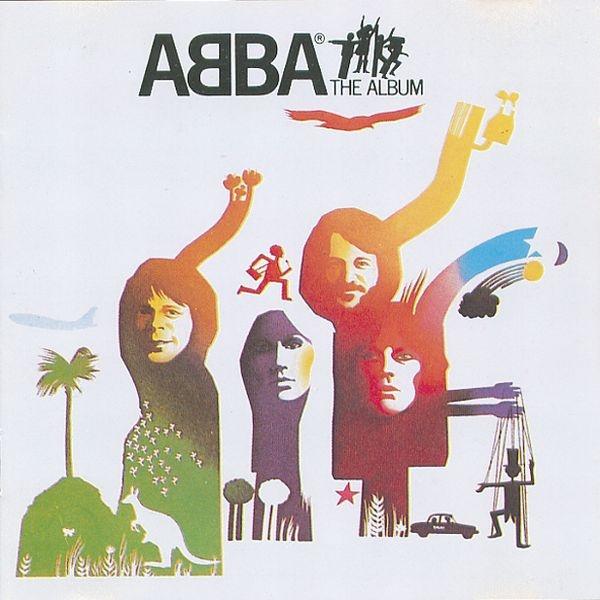 아바의 1977년 앨범 <The Album>의 커버
