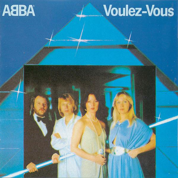 아바의 1979년 정규 앨범 <Voulez-Vous>의 커버