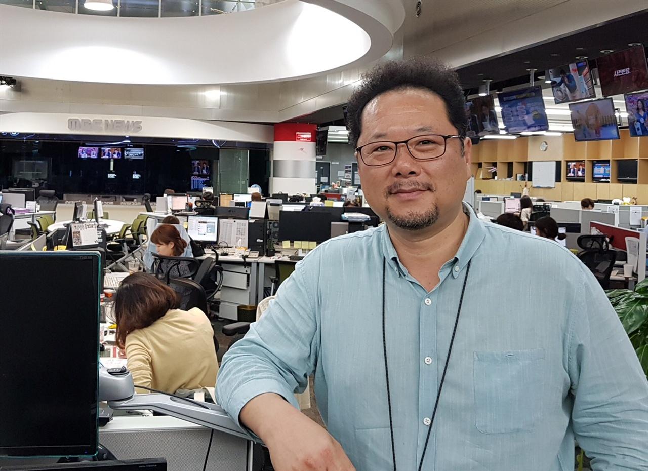 박성제 MBC 보도국장