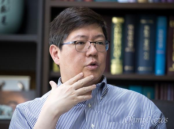 김홍걸 민족화해협력범국민협의회 대표상임의장