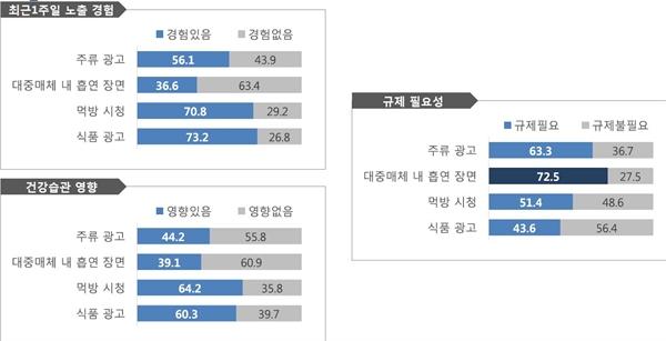 먹방이 건강에 미치는 영향 관련 한국건강학회 조사 결과