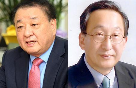 강창일 의원-고희범 제주시장 내정자.