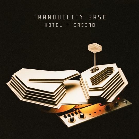 악틱 몽키즈(Arctic Monkeys)의 신보 < Tranquility Base Hotel & Casino >