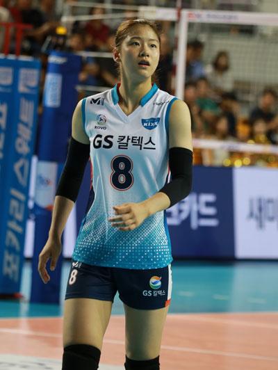 박민지(176cm·GS칼텍스) 선수
