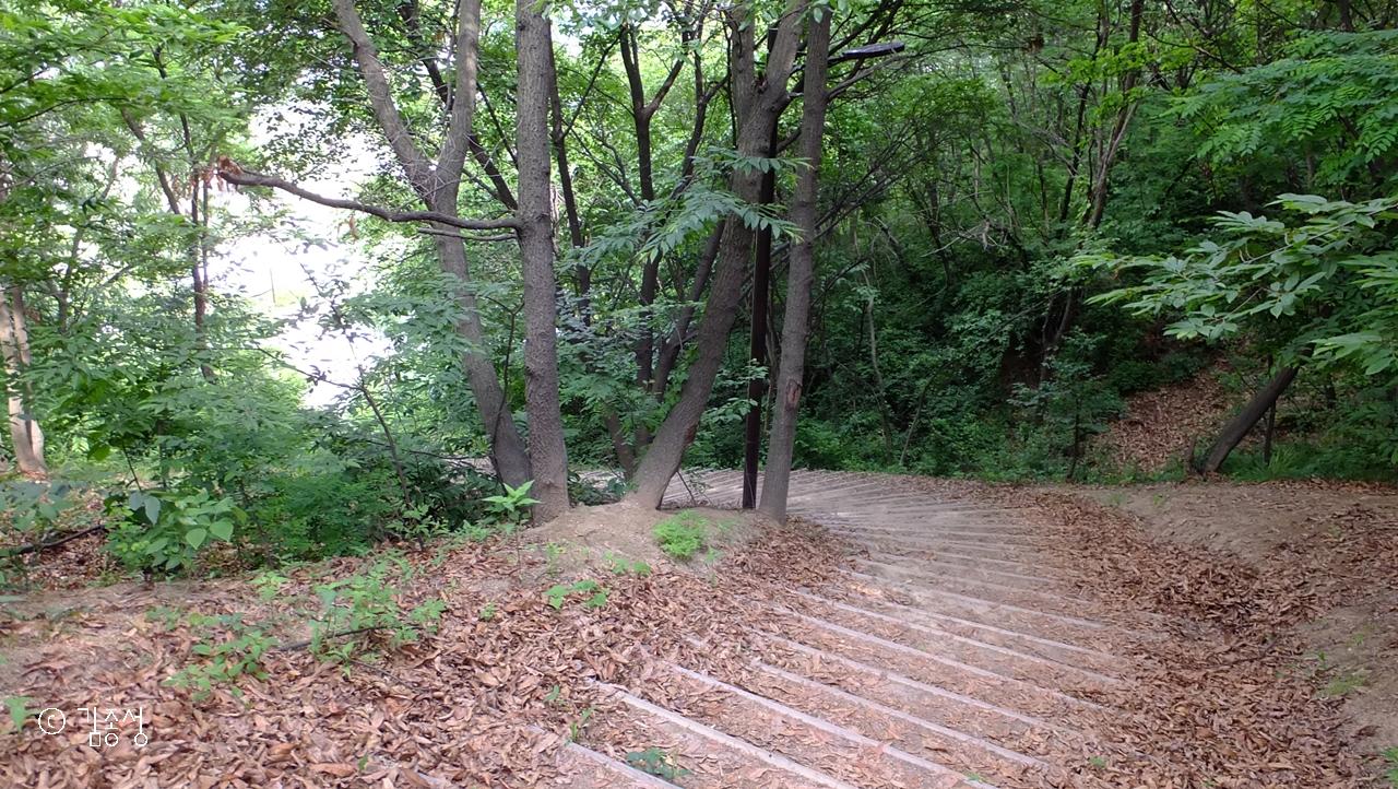 산책하기 좋은 선사유적공원.