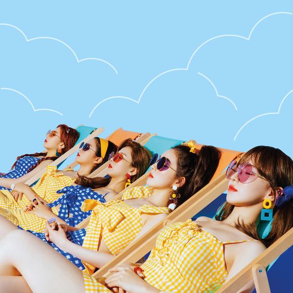 새 미니 앨범 < Summer Magic >으로 컴백한 레드벨벳