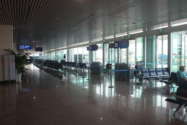 베트남 호치민 공항 환승 게이트
