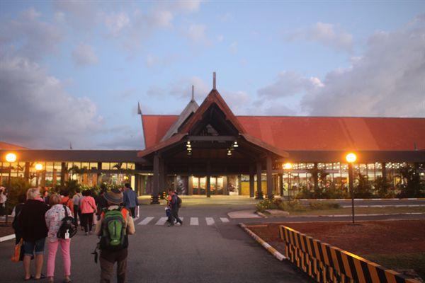 캄보디아 씨엠렛 공항