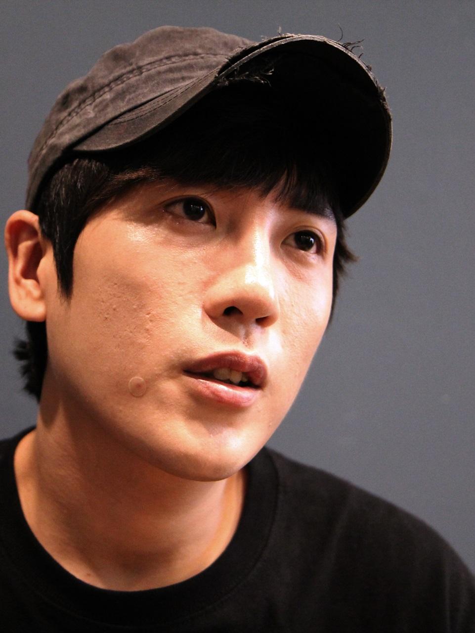 소년원 출신임을 당당히 밝힌 배우 조우혁.