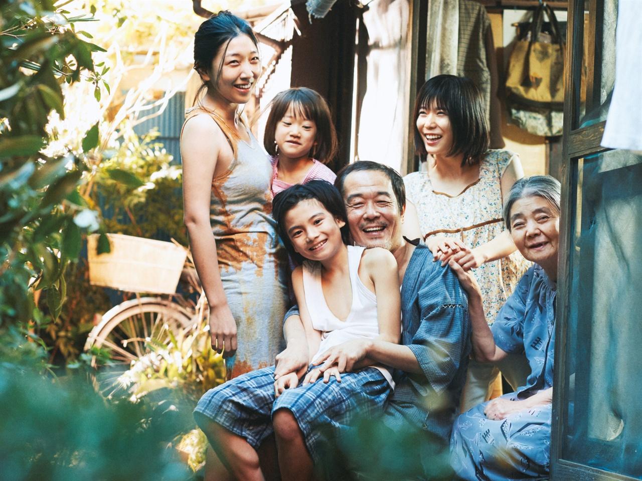 <어느 가족>의 한 장면